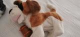 Muñeco perro san Bernardo