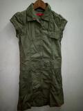 Vestido camisero M(Leo84)
