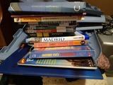 Lote de libros de viaje