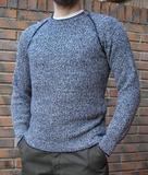 Jersey de punto de lana (talla S o M)