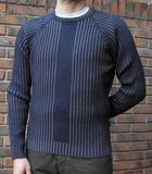 Jersey oscuro plisado (talla M o L)