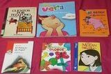 Seis Libros Didácticos para Niñ@s.