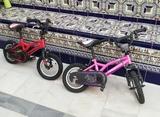 Bicicletas 3-5 años