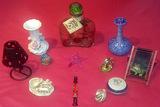 Artículos de decoración.