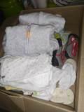 Lote ropa bebé NIÑA tallas 0, 1 y 3 meses Invierno