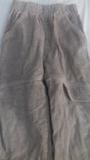 Pantalón de pana talla 3
