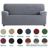 Funda de sofá elástica 2 plazas