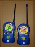 Walkie talkies funboy y chumchum