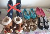 Zapatos talla 25 niña