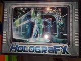Caja holografía