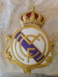 Regalo escudo escayola Real Madrid