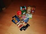 Algunas cosas de comida