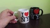 Tazas café  I <3 NY