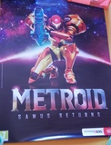 Regalo póster Metroid