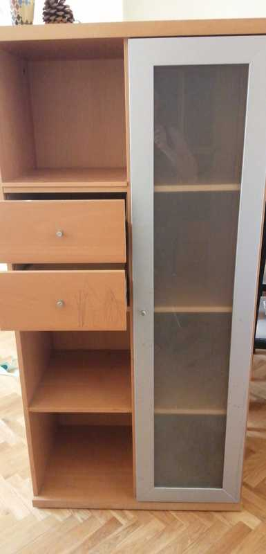 Muebles 2 madera clara