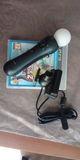 PS3 Mando de movimiento, cámara y juego