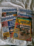 Regalo revistas Emprendedores