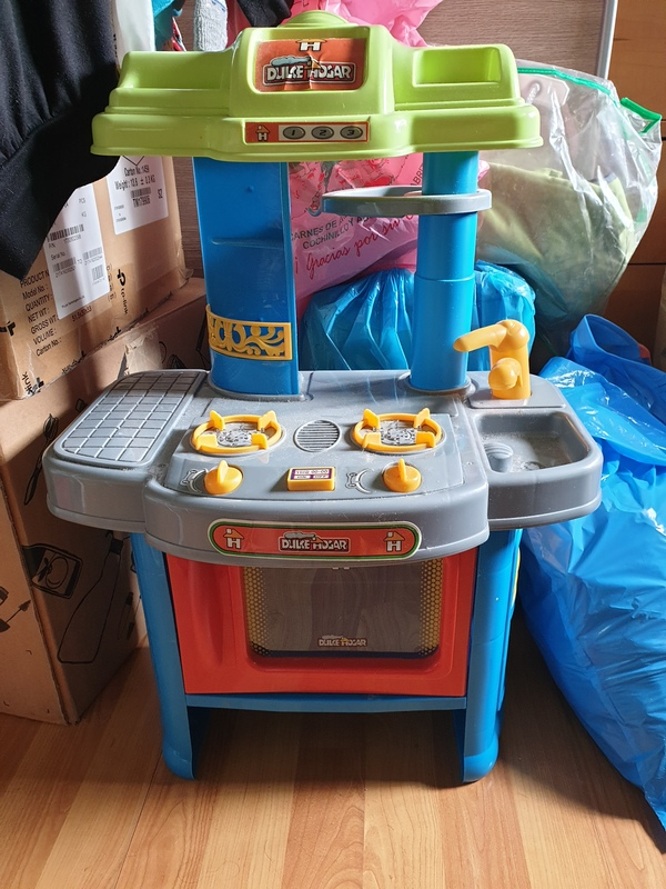Cocinita infantil