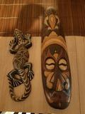 Elementos decorativos estilo africano