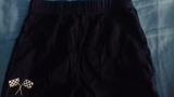 Pantalón corto azul talla 92 cm