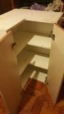 Mueble de cocina esquinero