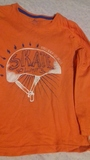 Camiseta manga larga talla 5-6 años