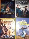 LOTE Nº 2 - 4 DVDS.