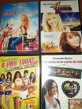 LOTE Nº 9 - 4 DVDS