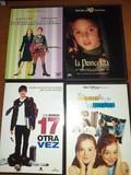 LOTE Nº 10 - 4 DVDS