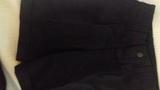 Pantalón corto azul marino talla 104 cm o 4 años
