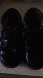 Botas azules talla 27