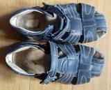 Sandalias azules talla 28