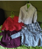Camisas niño manga larga 2-3 años