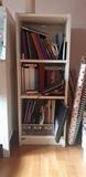 Librería baja Ikea Billy blanca