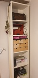 Librería Ikea Billy blanca