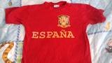 Camiseta España talla 8