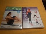 Regalo 2 dvd de Pilates