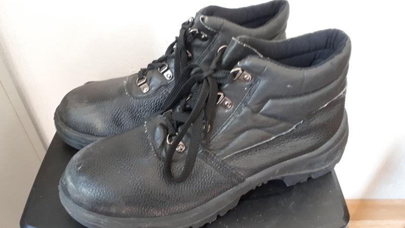 Regalo zapatos de seguridad