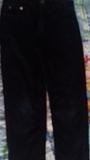Pantalón de pana talla 5-6 años