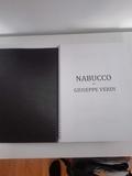 Partitura Giuseppe Verdi Nabucco