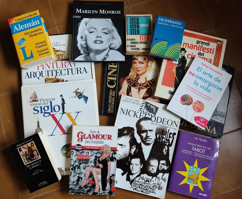 Regalo libros variados