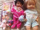 Muñecas, cuentos y otros Juguetes
