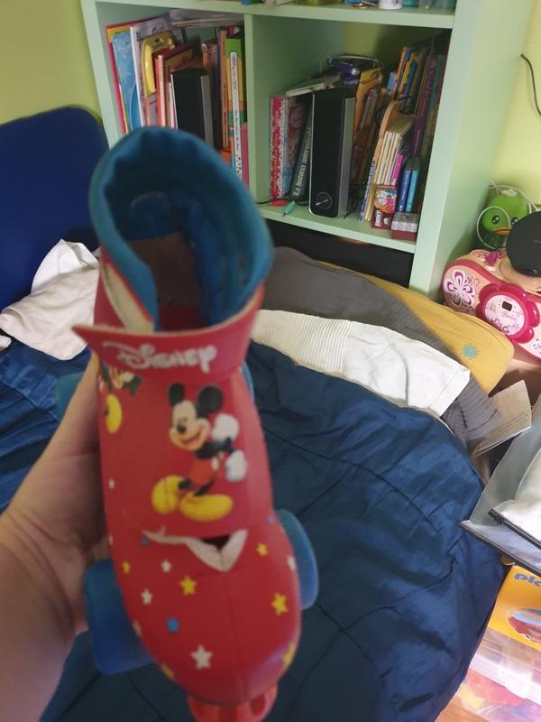 Patines niñ@ de Mickey