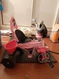 Triciclo para niña 2_3_4 años