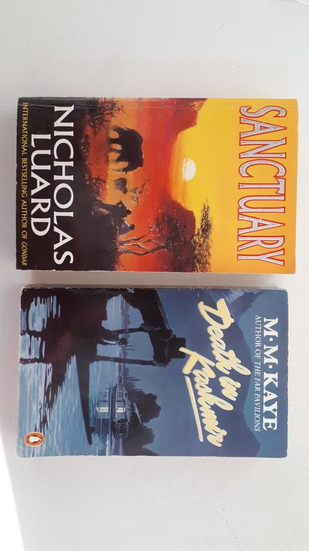Libros en inglés.
