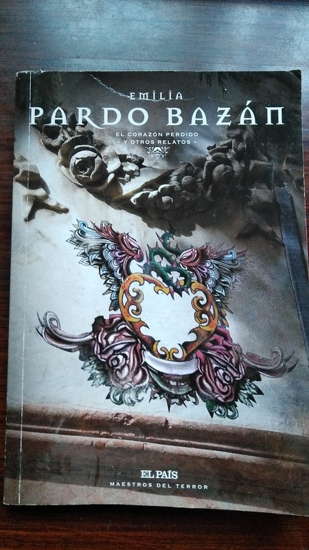Libro Emilia Pardo Bazán