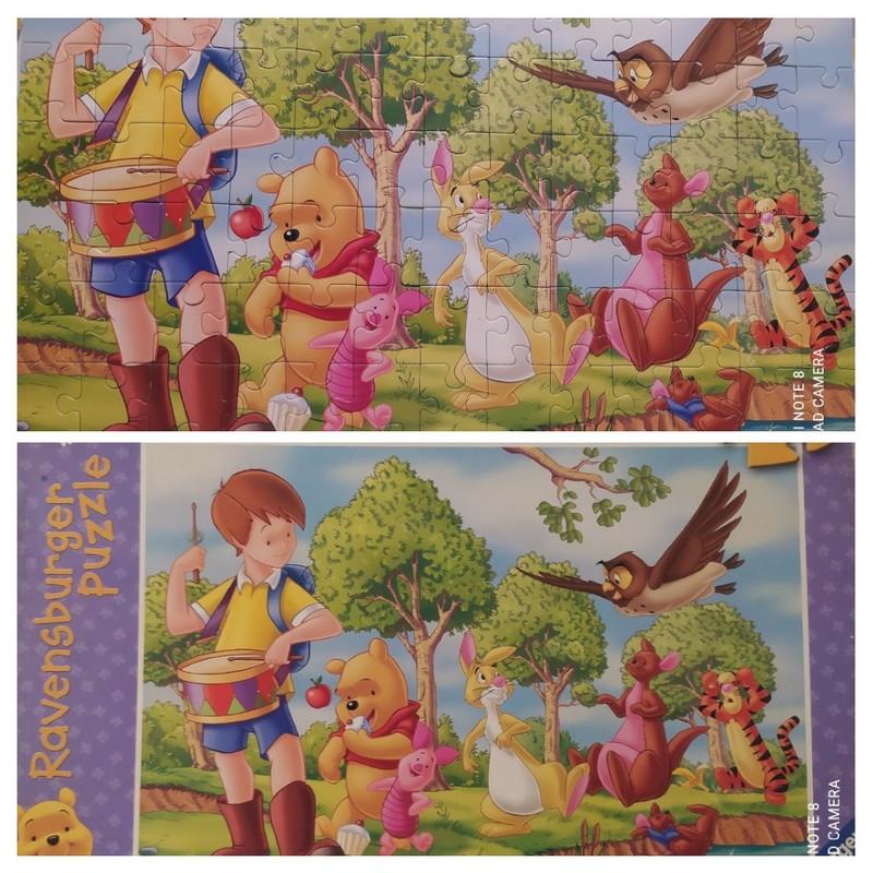 Puzzle Winnie