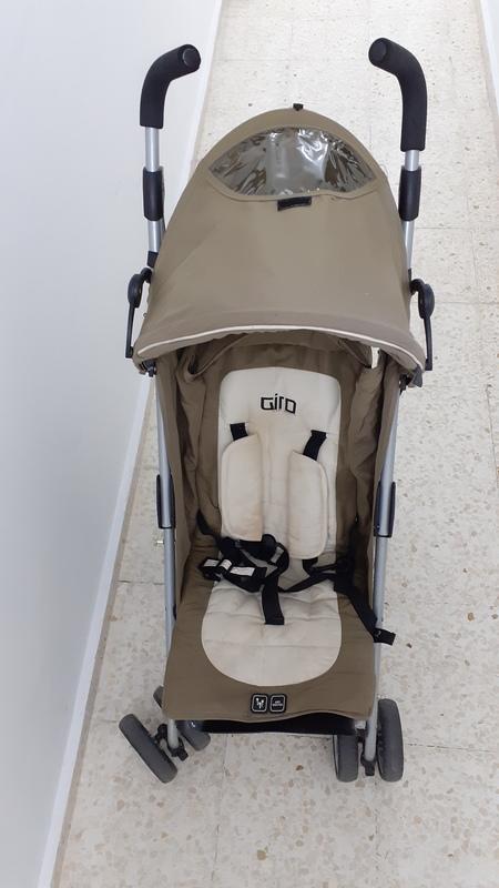 Regalo carrito bebé