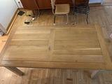 Mesa de madera 180 x 90