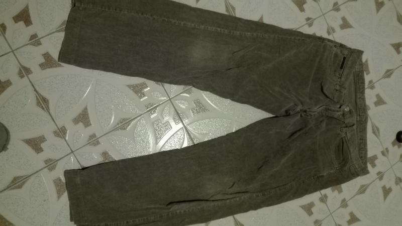Pantalon Chico pana gris oscuro talla 48